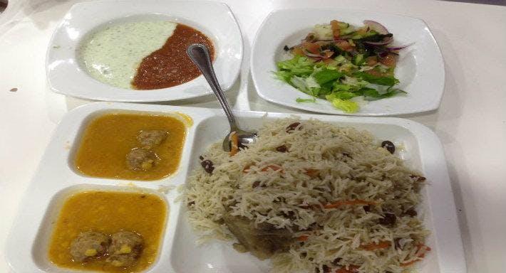 Afghani Cuisine