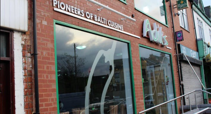 Adils - The Pioneers of Balti Cuisine