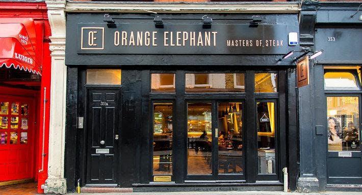 Orange Elephant London image 5