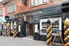 Restaurant The Burlington Chesterfield in Town Centre, Chesterfield