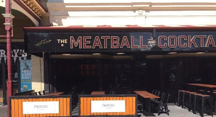 The Meatball Bar - Fremantle