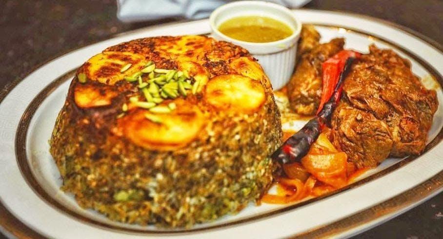 Beluga Persian Grill