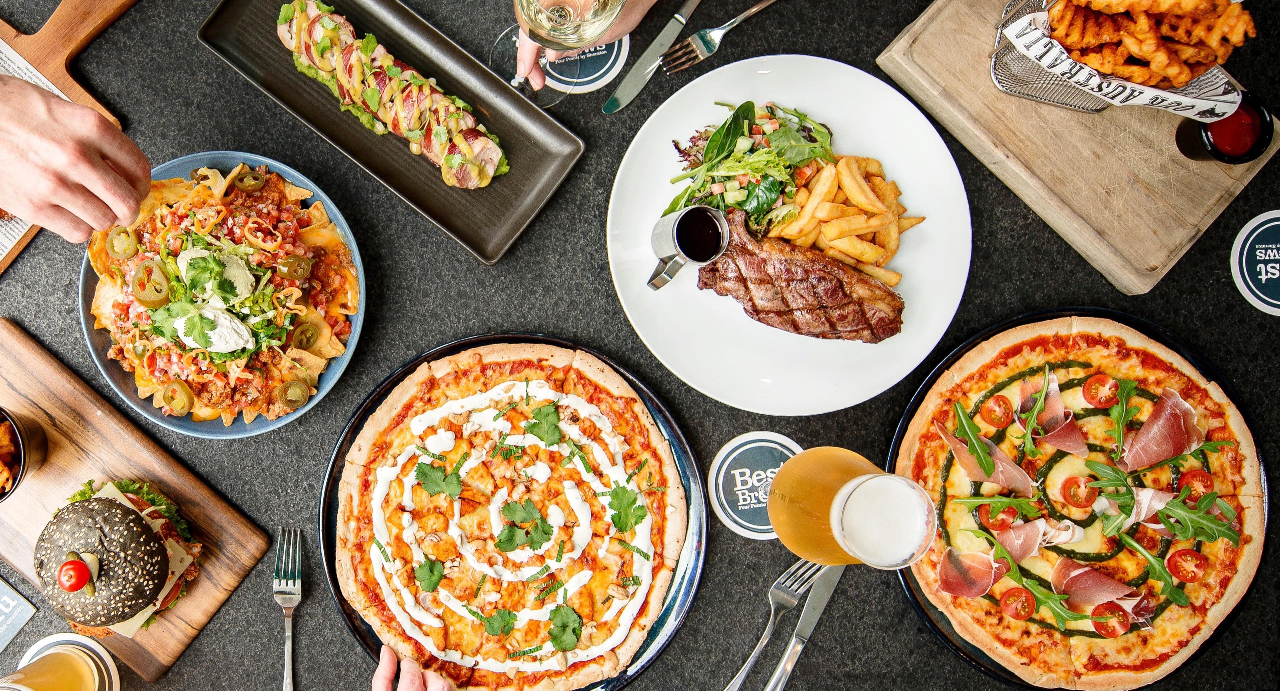 Photo of restaurant The Best Brew Bar & Kitchen @ Four Points Perth in Perth CBD, Perth