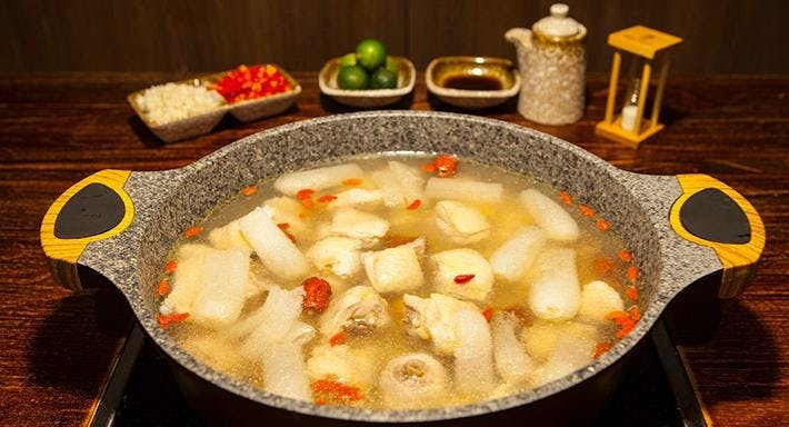 The Seasons - Coconut Chicken Steamboat Singapore image 9
