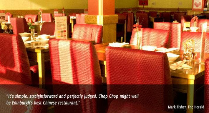 Chop Chop - Edinburgh