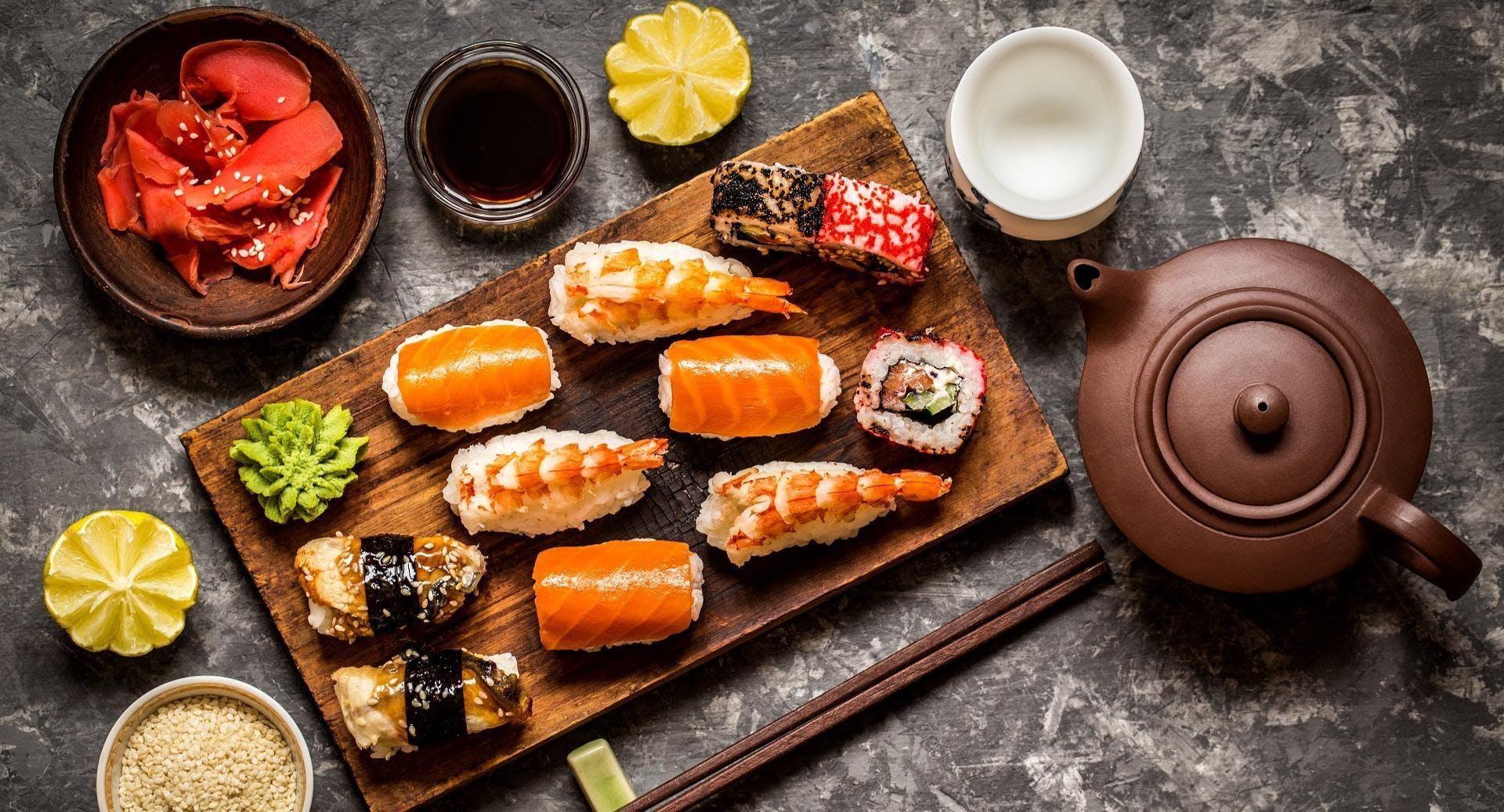 Restaurant Sushi BERLIN Hannover