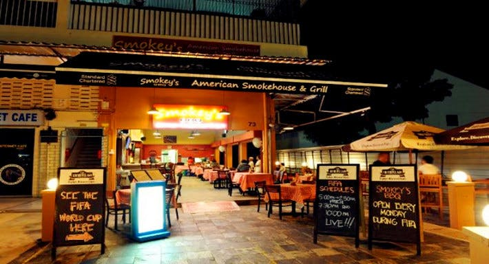 Smokey's BBQ - Joo Chiat Singapore image 2