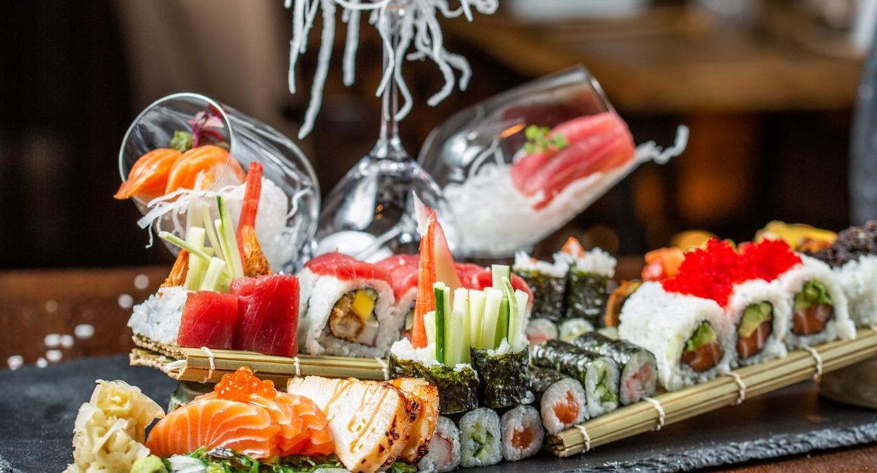 Sumi - Panasia Kitchen and Sushi Bar