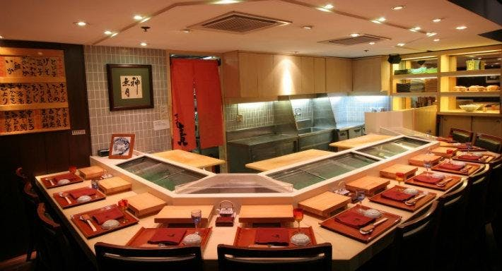 Sushi Hiro - CWB 壽司廣