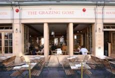 Restaurant The Grazing Goat in Marylebone, London