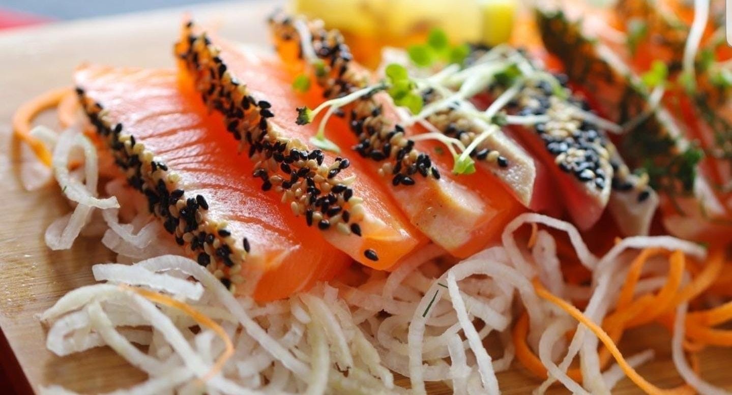 Iso Sushi Wok & Grill - Chingford