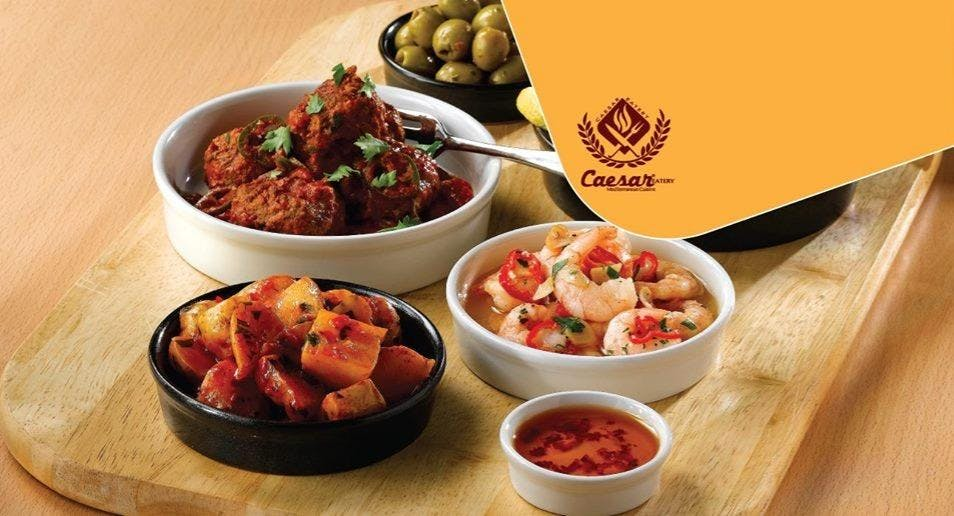 Caeser Eatery Manchester image 3