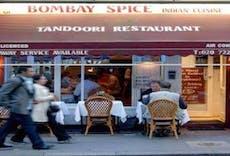 Restaurant Bombay Spice in Marylebone, London