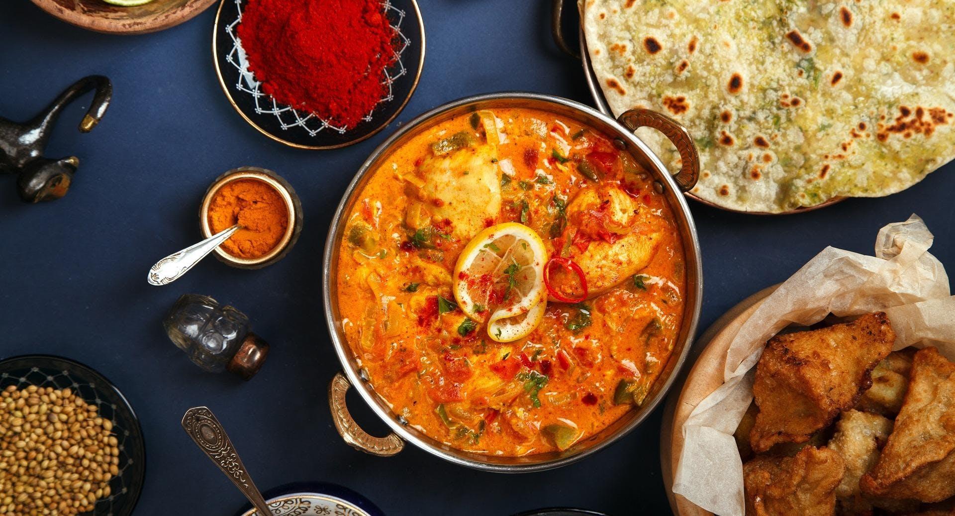 Indisches Restaurant Safran