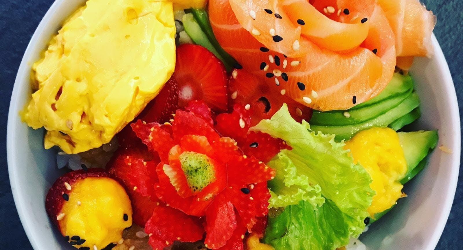 Waiki Tropical Sushi Milan image 2
