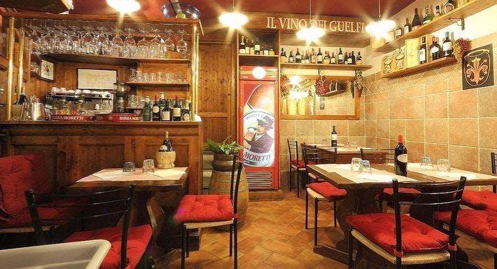 La galleria il vino dei guelfi cucina tipica fiorentina - Centro cucina firenze ...