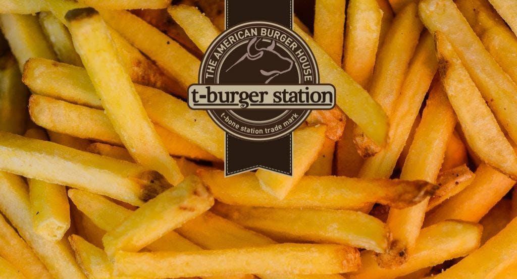 T-Burger station and bar - Palombella