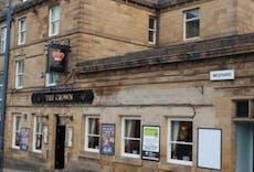 Restaurant Crown Hotel Huddersfield in Newsome, Huddersfield