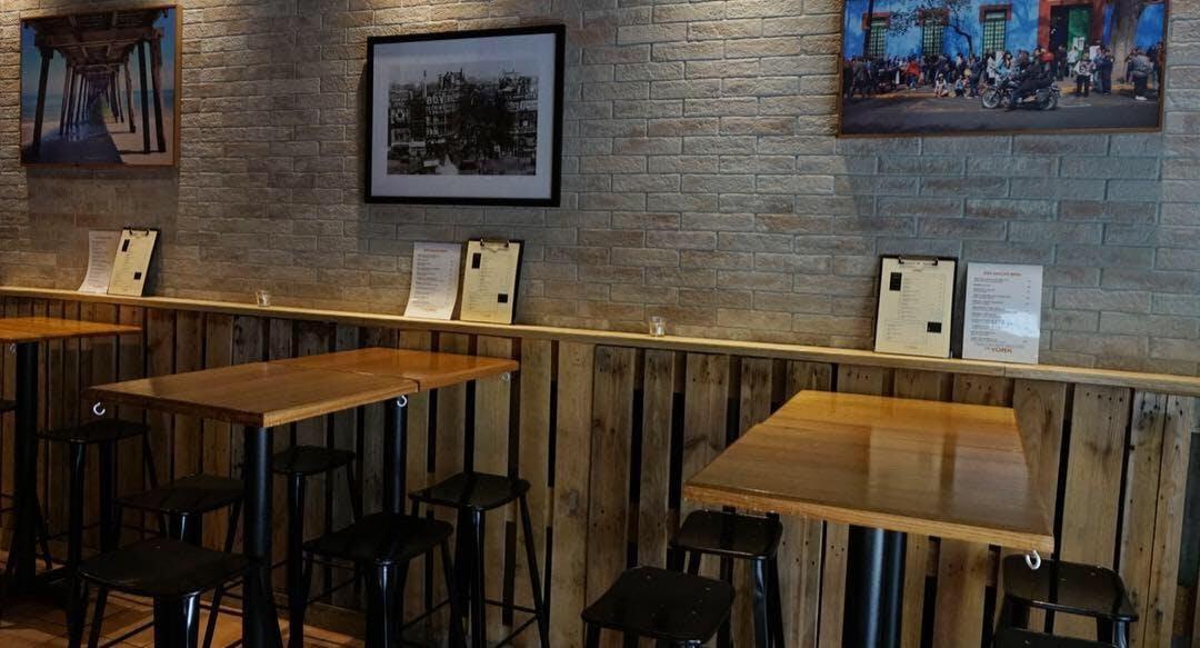 The YORK Bar & Restaurant Melbourne image 3