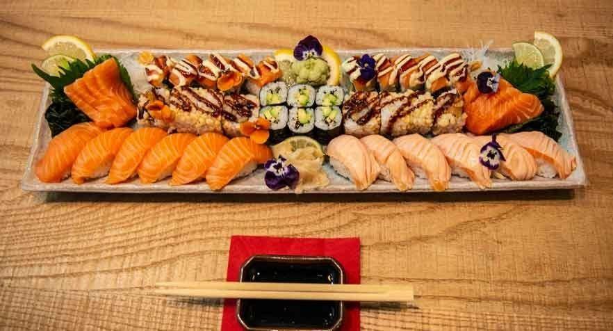 The Sushi Maki - Newbury