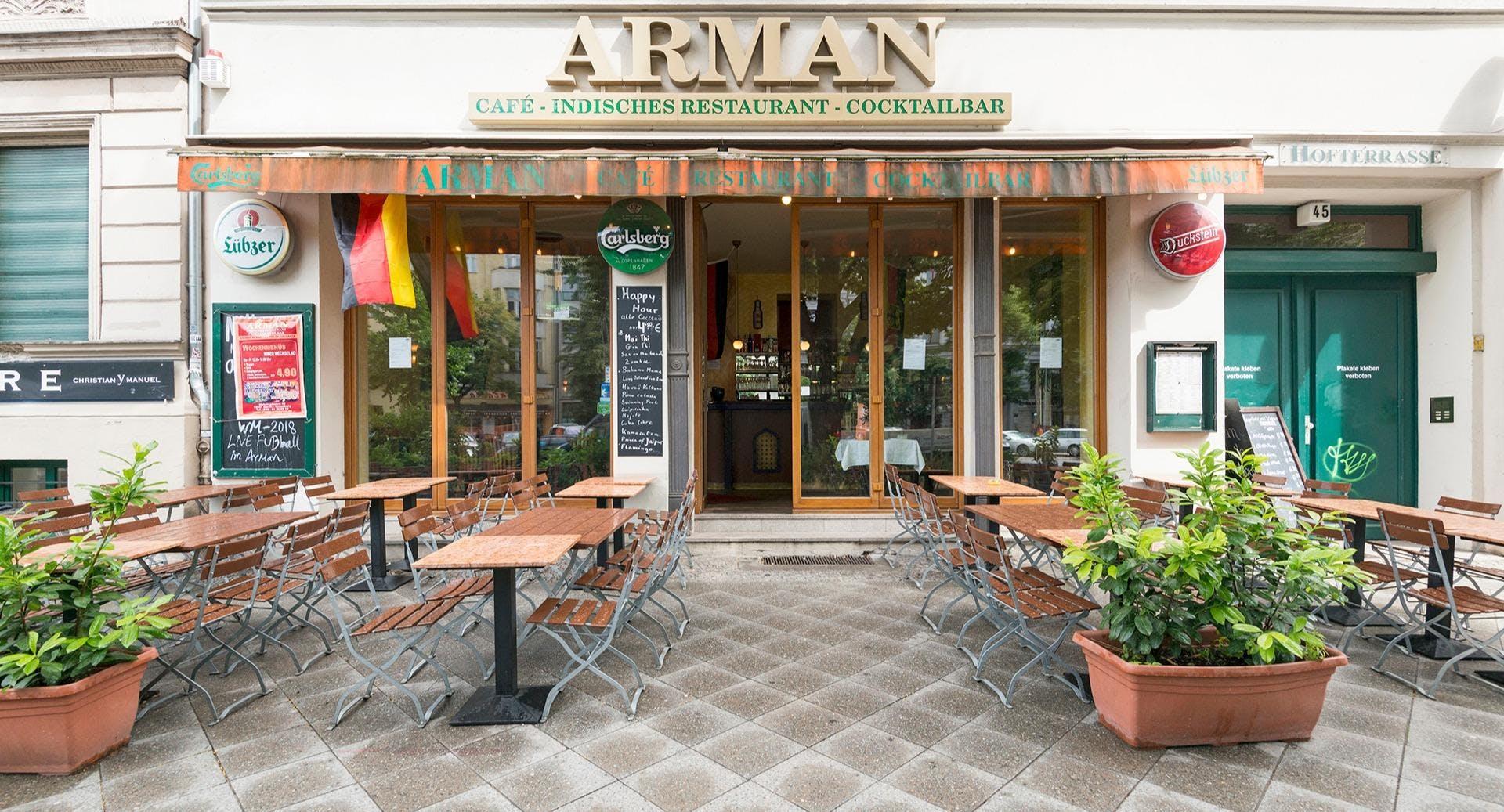 Arman Indisches Restaurant Berlin image 3