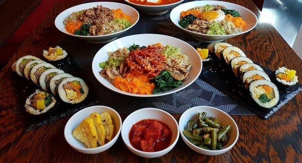 Una selezione di prodotti dal menu del Seoul Ristorante Coreano di Milano - Fonte: Quandoo