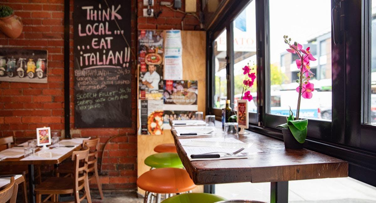 Zanini Pizzeria & Cucina Italiana - Elwood
