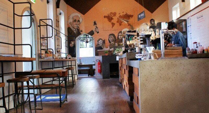 Brighton School House Cafe Melbourne image 1