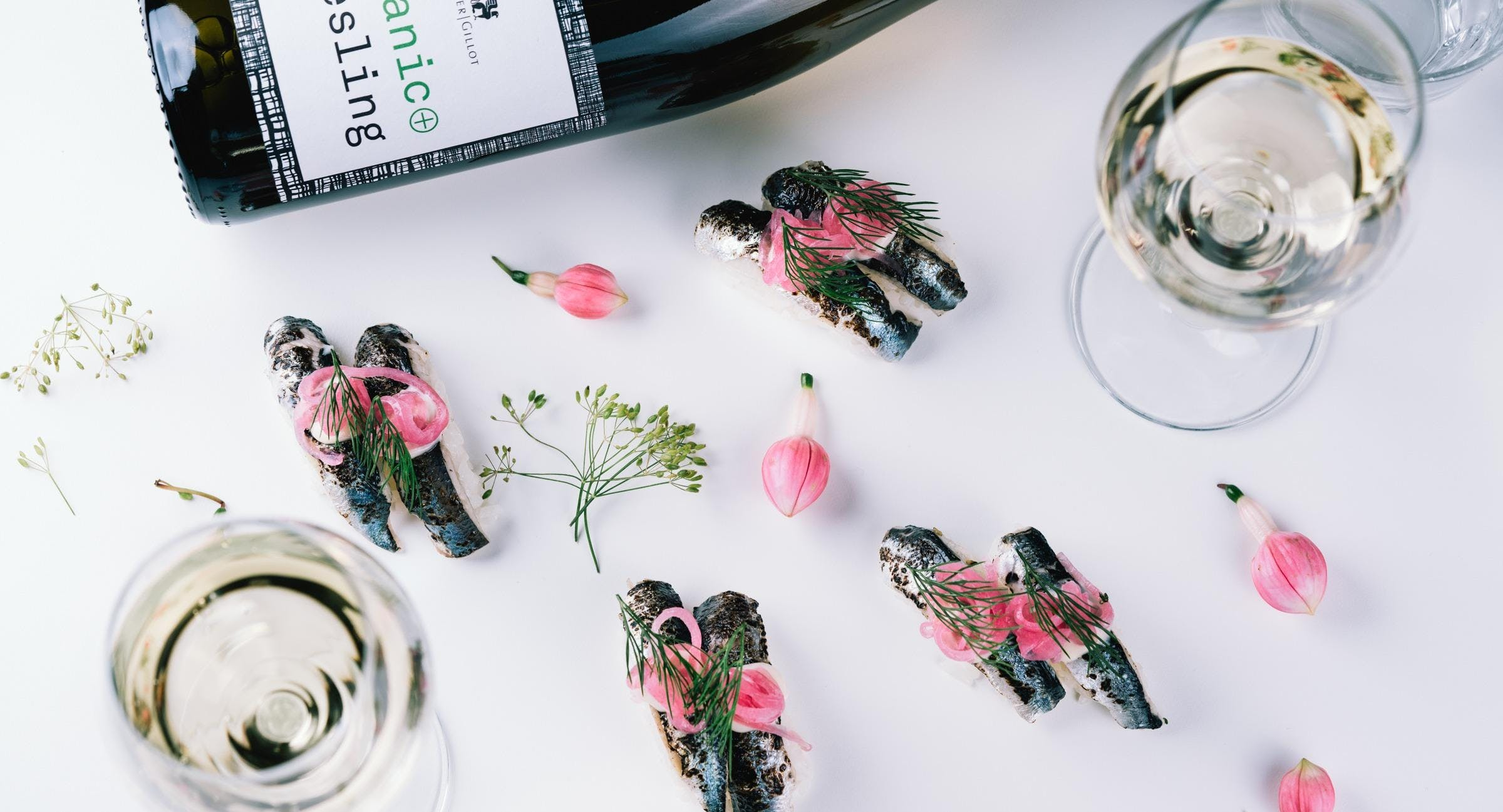 Sushibar + Wine Korjaamo