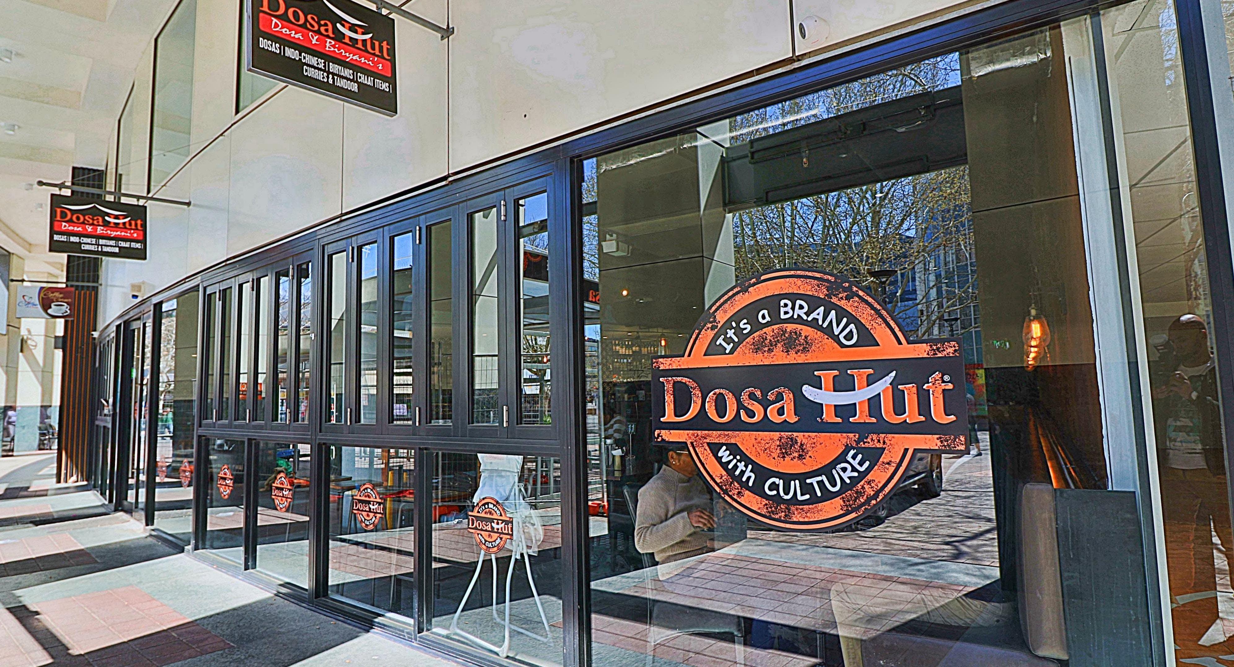 Dosa Hut - Canberra