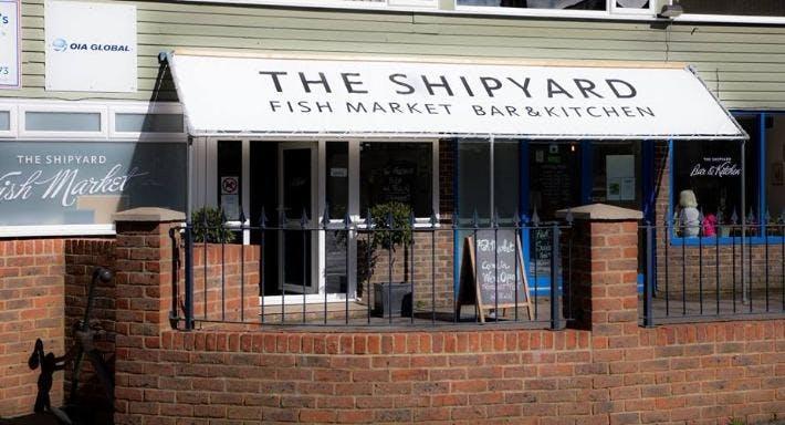 The Shipyard Bar & Kitchen Lymington image 2