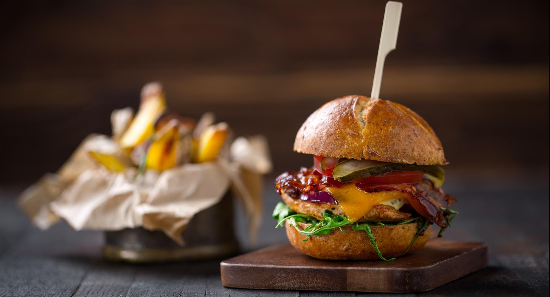 Tru Burger Birmingham image 1