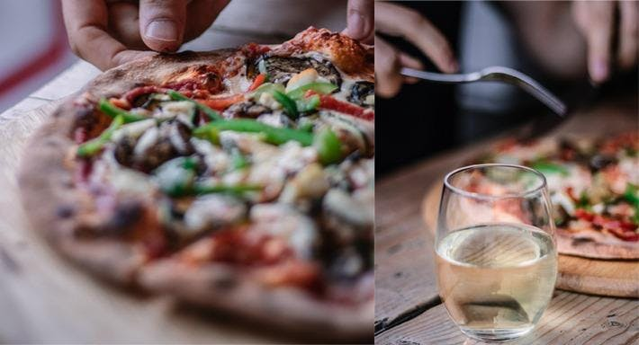 Pizza x Drink Chiswick