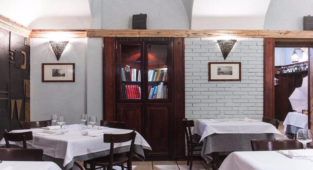 Interno del ristorante La Via del Sale di Torino - Fonte: Quandoo