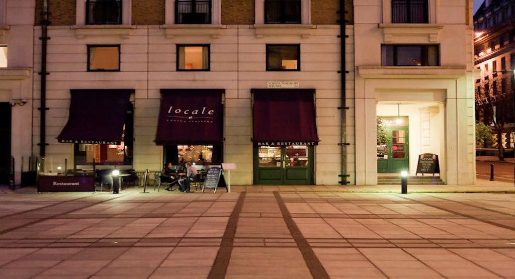 Locale Southbank London image 1