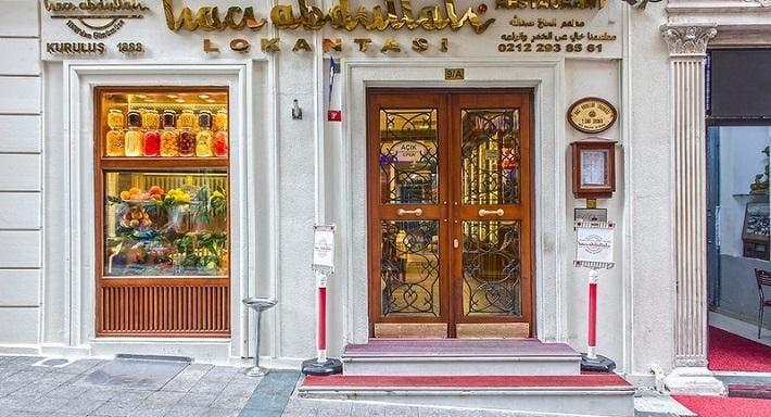 Hacı Abdullah Lokantası İstanbul image 1