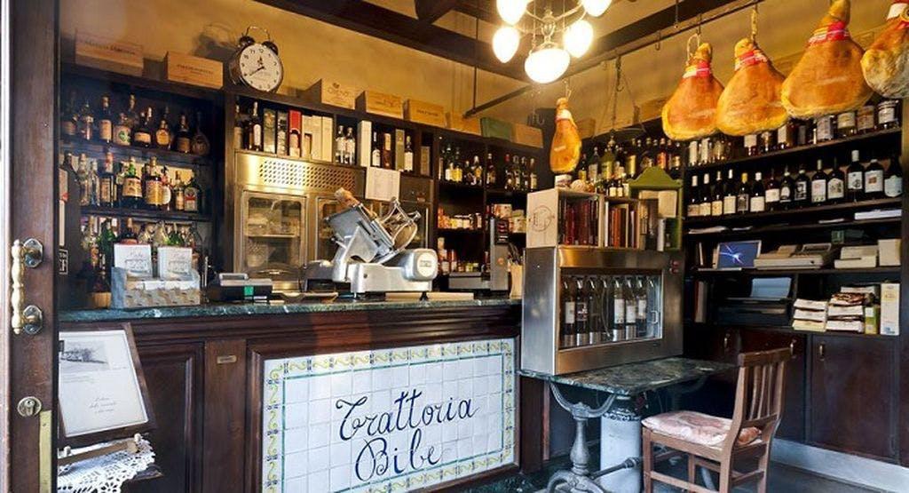 Trattoria da Bibe Firenze image 1
