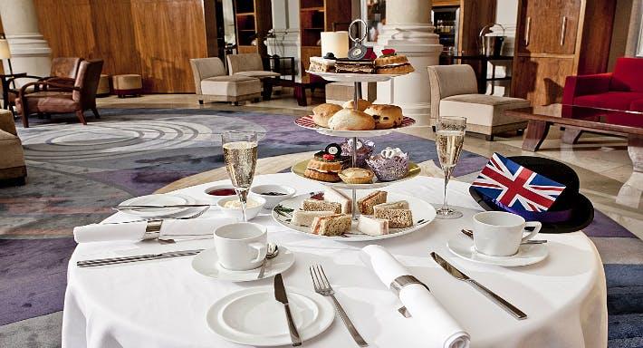 Afternoon Tea At The Threadneedles Hotel