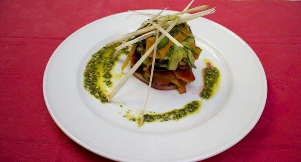 Direttamente dal menu del ristorante Be Bop a Milano - Fonte: Quandoo