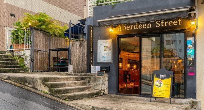 Aberdeen Street Restaurant Hong Kong image 2
