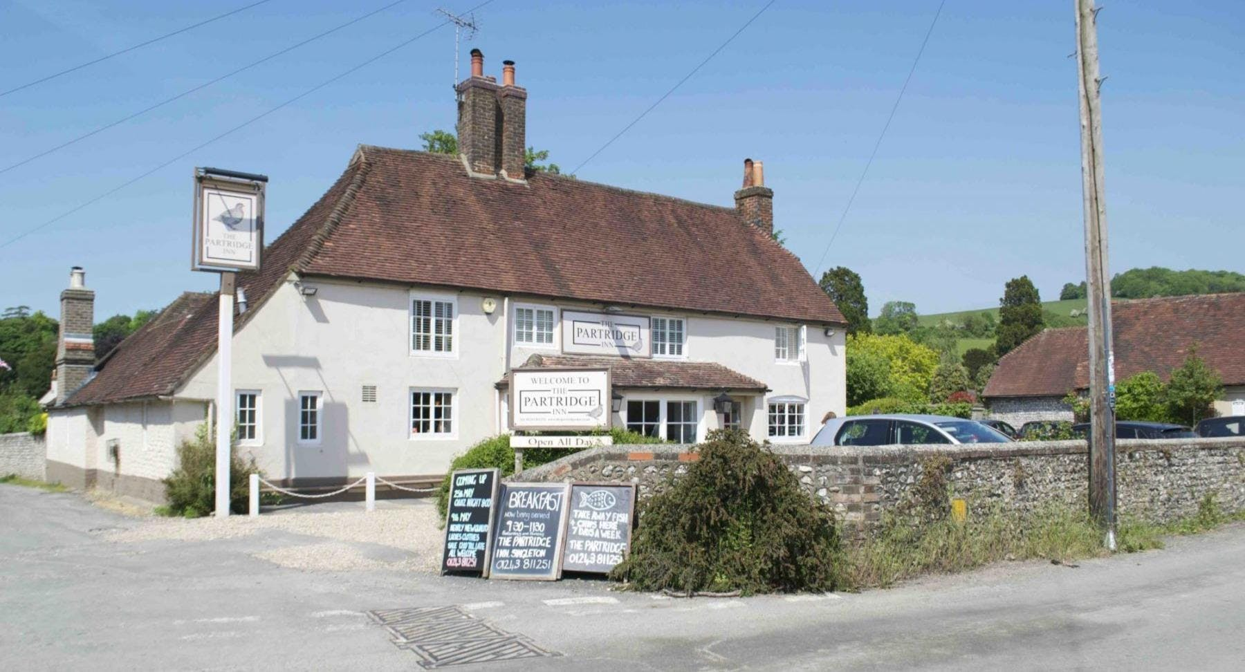 The Partridge Inn Chichester image 1