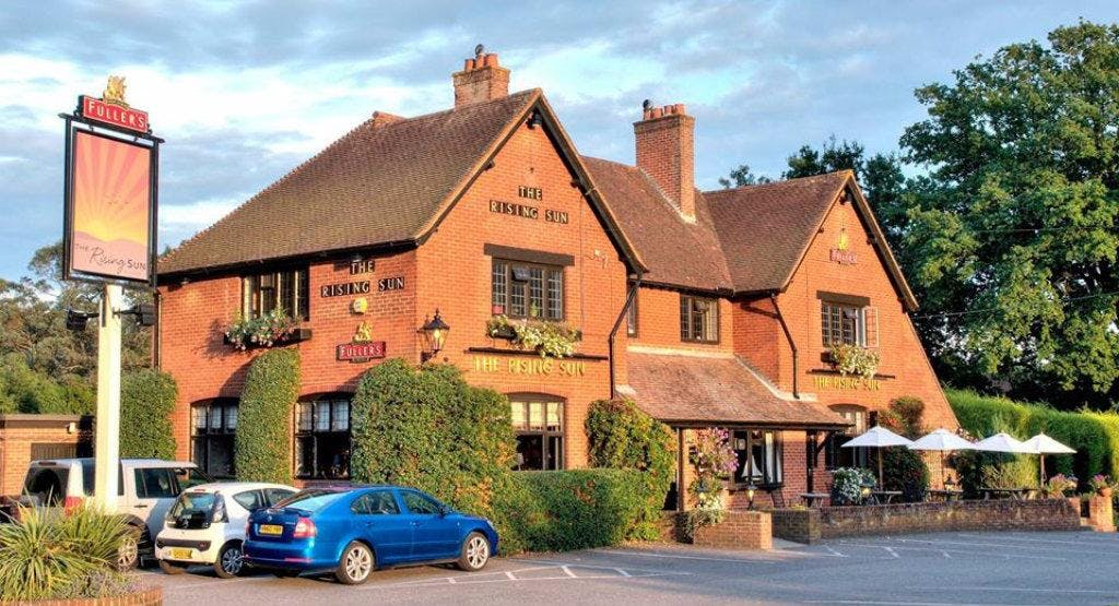 The Rising Sun - Milland Liphook image 1