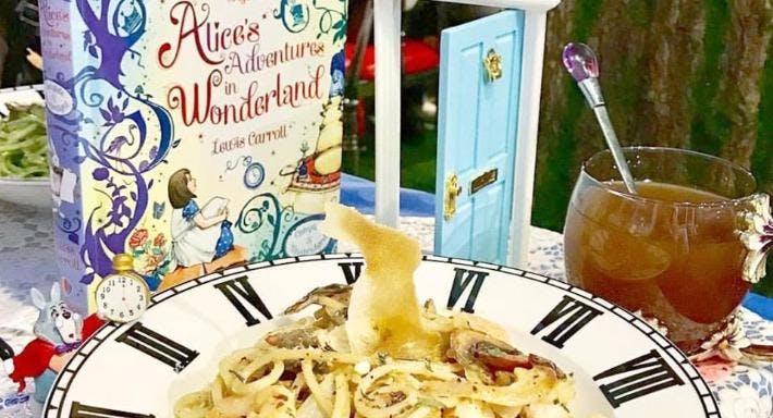 Wonder Garden Café   愛麗絲的秘密花園