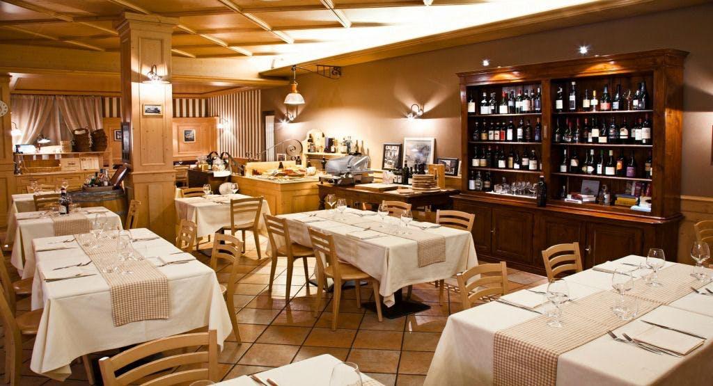 "Osteria ""Al GiGianca"" Bergamo image 1"