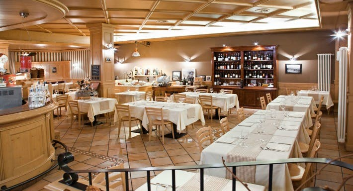 "Osteria ""Al GiGianca"" Bergamo image 2"