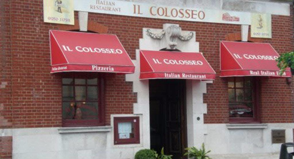 Il Colosseo Restaurant Farnborough image 1