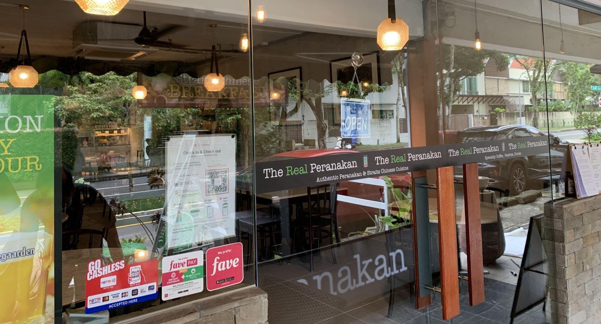 The Real Peranakan - Hillcrest Road