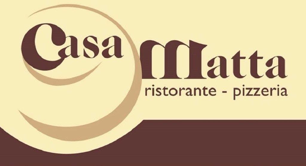 Casa Matta Ristorante Pizzeria Noto image 1