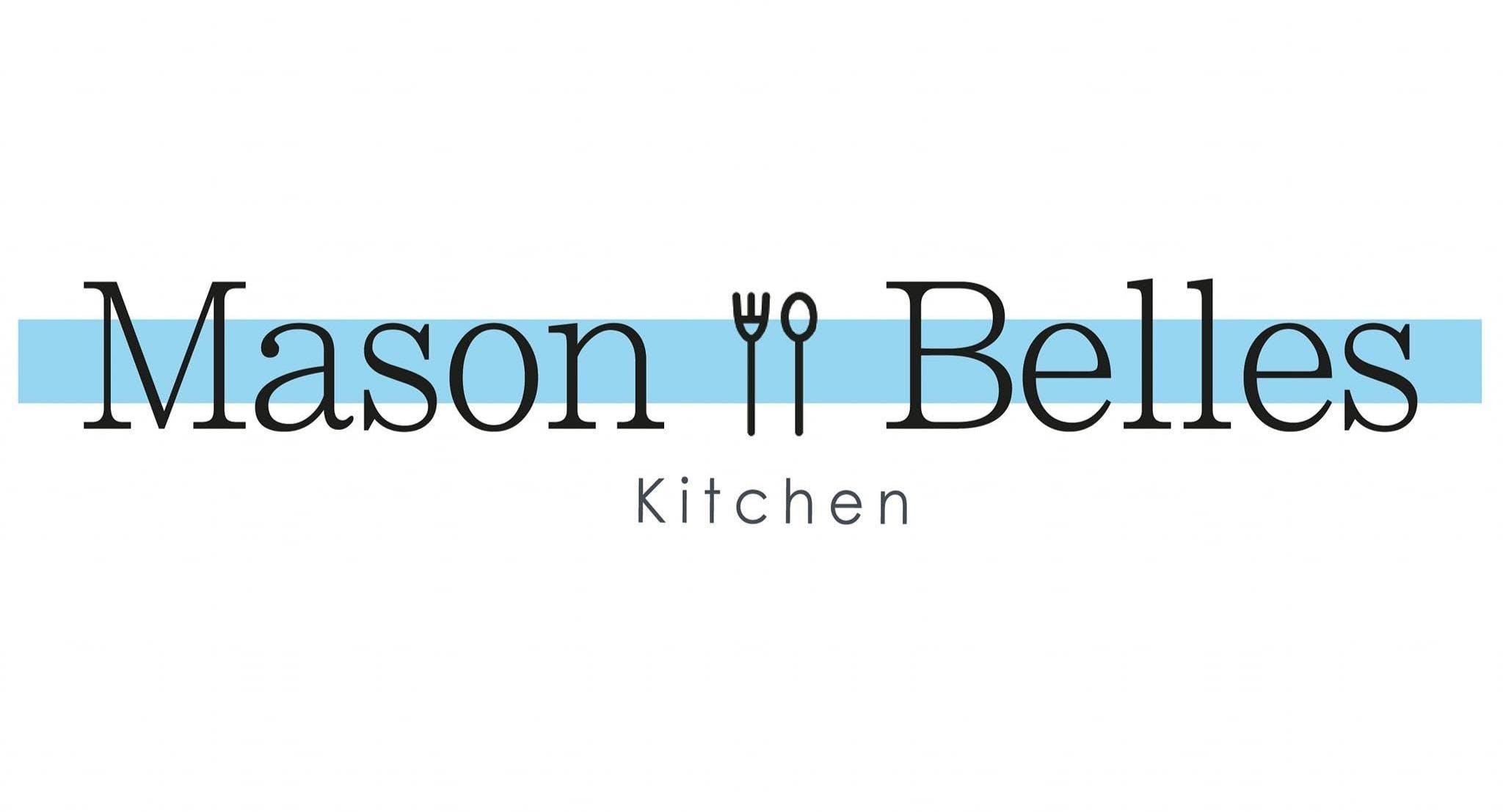 Mason Belles Kitchen