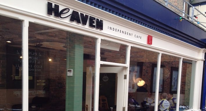 Heaven Independent Cafe - Ripon